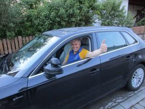 Armin Fleichaus in Audi